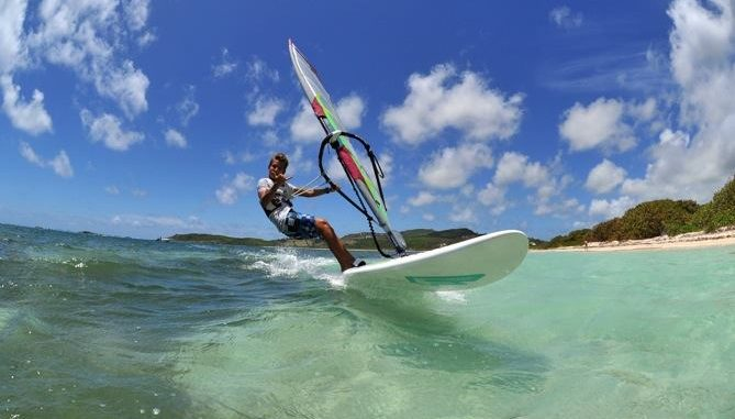 Tips from the top – Sportif's top 2017 windsurfing holiday