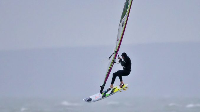The big salt – James Cox pro windsurfer profile