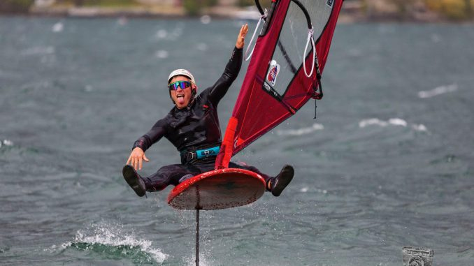 Windsurf foiling – a beginner's guide with Romain Jourdan of