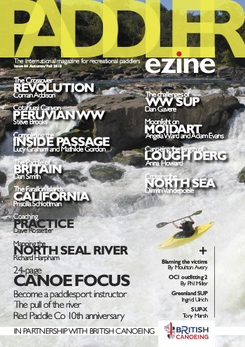 The Paddler magazine