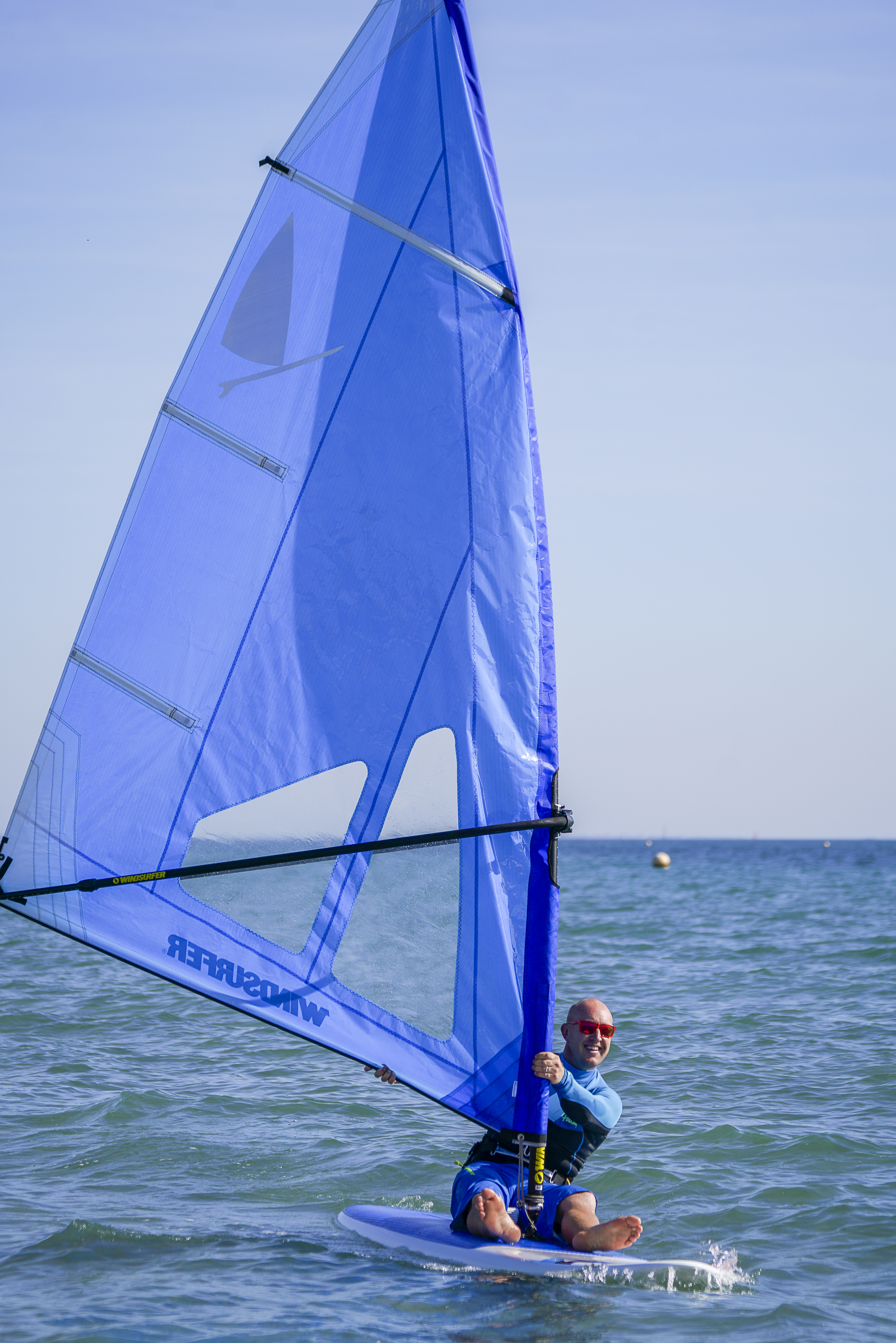 UK Weather: Indian summer at Hayling