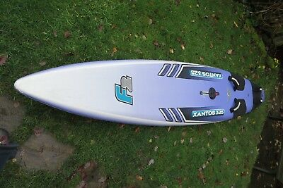 X – F2 Xantos: classic freeride design from long time windsurfing