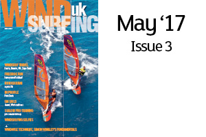 windsurfing UK issue 3