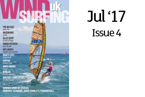 windsurfing UK issue 4