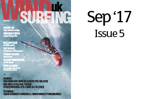 windsurfing UK issue 5