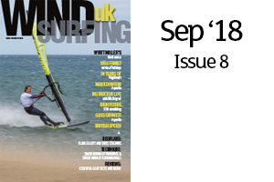 windsurfing UK issue 8