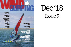 windsurfing UK issue 9