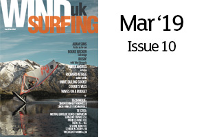 windsurfing UK issue 10