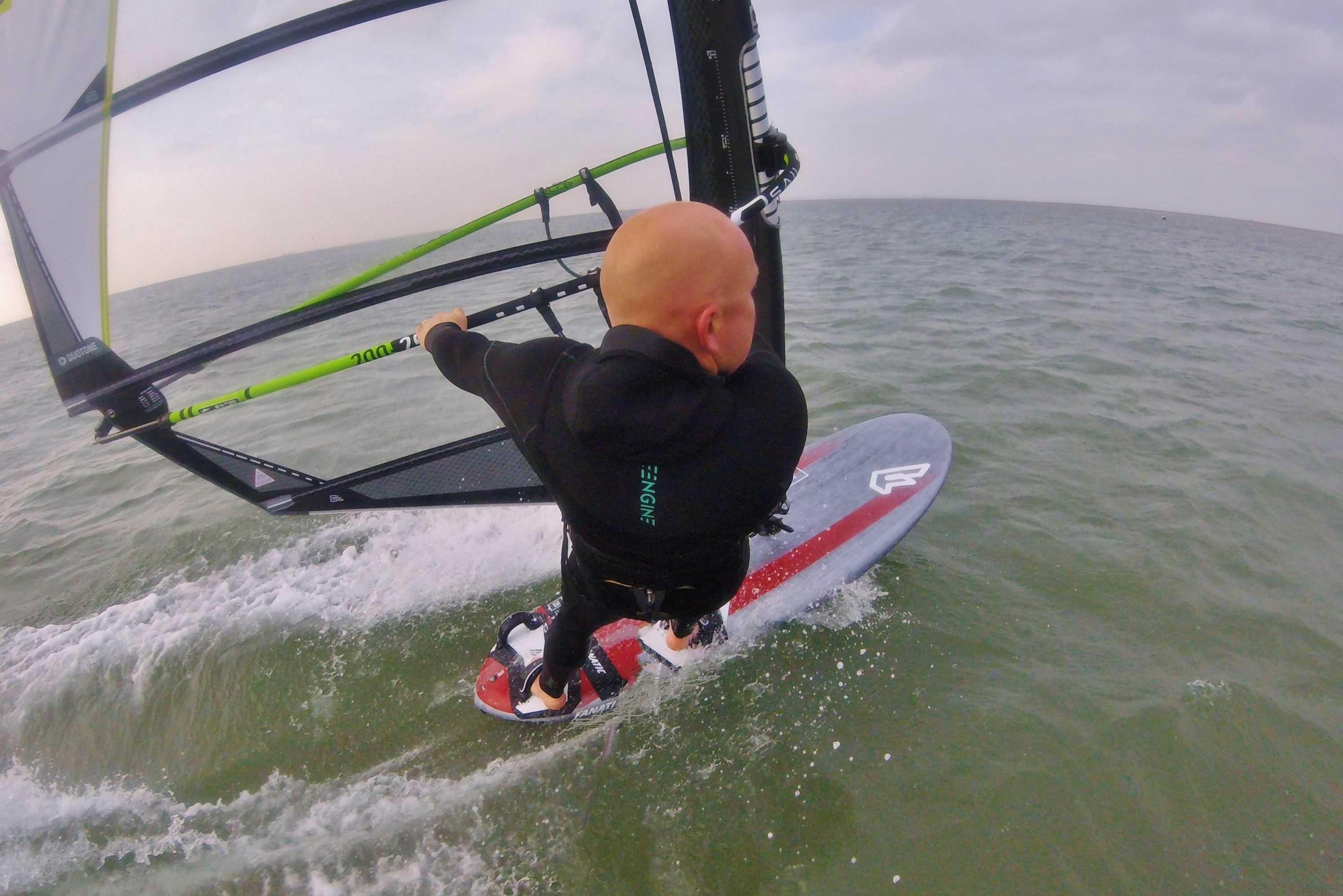 Access All Areas Fanatic Jag 135l 2019 Ltd Windsurf Board Test Windsurfing Uk Magazine