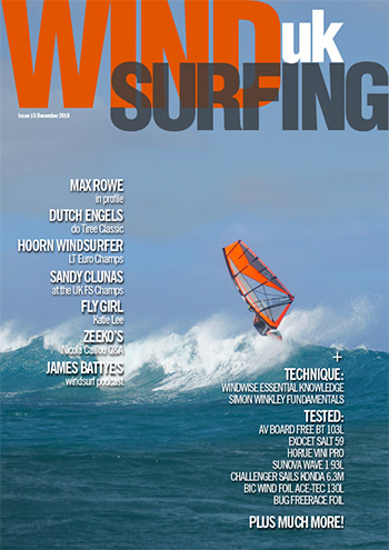 windsurfing uk issue 13